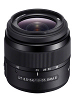 Sony DT 18-55 mm f/3.5-5.6 SAM II