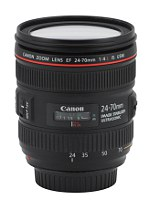 Canon EF 24-70 mm f/4L IS USM lens review