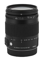 Sigma C 18-200 mm f/3.5-6.3 DC Macro OS HSM lens review