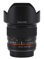 Samyang 10 mm f/2.8 ED AS NCS CS lens review