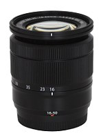 Fujifilm Fujinon XC 16-50 mm f/3.5-5.6 OIS lens review