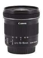 Canon EF-S 10-18 mm f/4.5-5.6 IS STM lens review