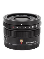 Panasonic Leica DG Summilux 15 mm f/1.7 ASPH lens review