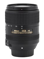 Nikon Nikkor AF-S DX 18-300 mm f/3.5-6.3G ED VR lens review