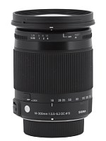Sigma C 18-300 mm f/3.5-6.3 DC MACRO OS HSM lens review