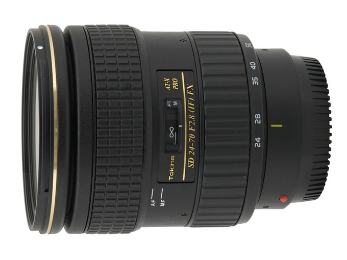 Tokina AT-X PRO FX SD 24-70 mm f/2.8 (IF)