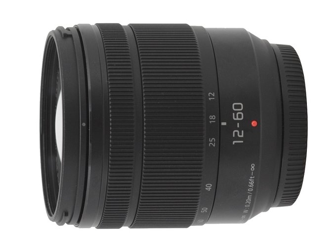 Panasonic Lumix G 12-60 mm f/3.5-5.6 ASPH. POWER O.I.S.