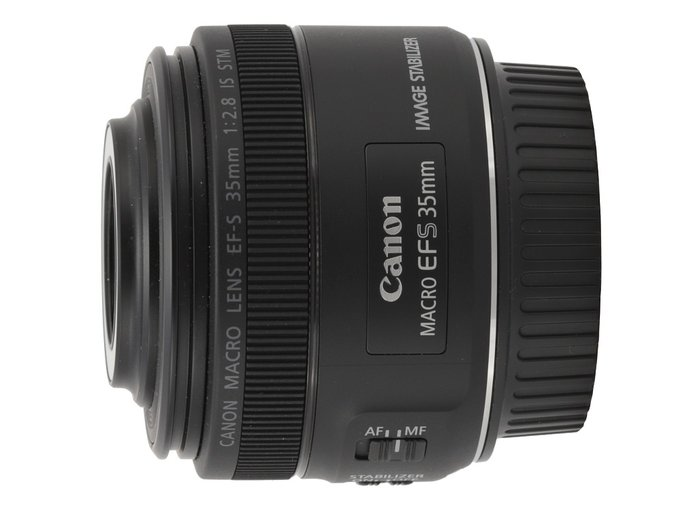 Canon EF-S 35 mm f/2.8 Macro IS STM