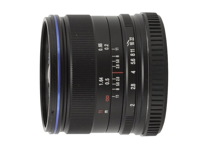 Venus Optics LAOWA 7.5 mm f/2 MFT
