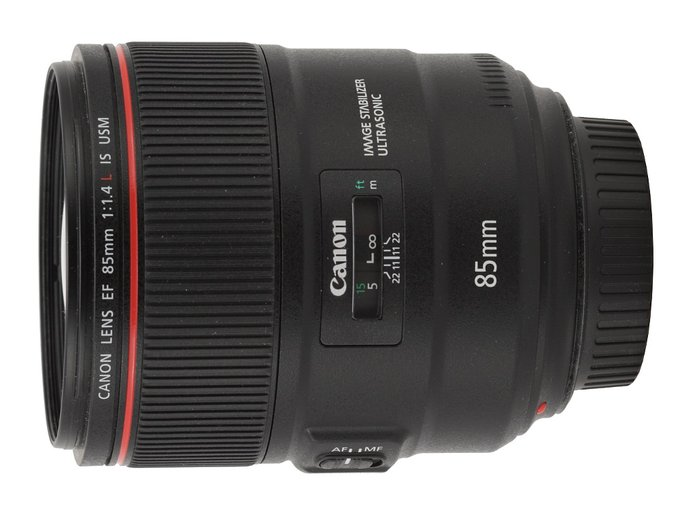 Canon EF 85 mm f/1.4L IS USM