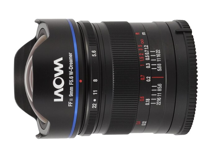 Venus Optics LAOWA 9 mm f/5.6 FF RL