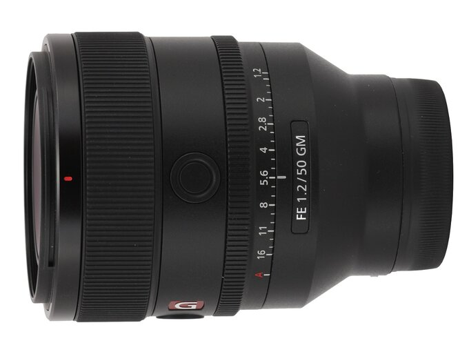 Sony FE 50 mm f/1.2 GM