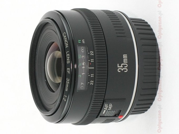 Canon EF 35 mm f/2.0