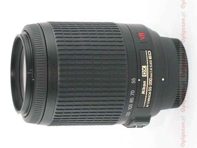 Nikon Nikkor AF-S DX 55-200 mm f/4-5.6G IF-ED VR