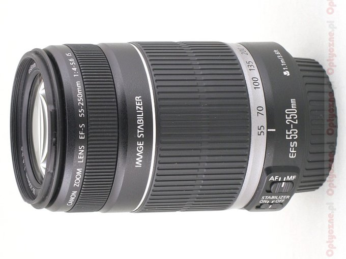Canon EF-S 55-250 mm f/4-5.6 IS