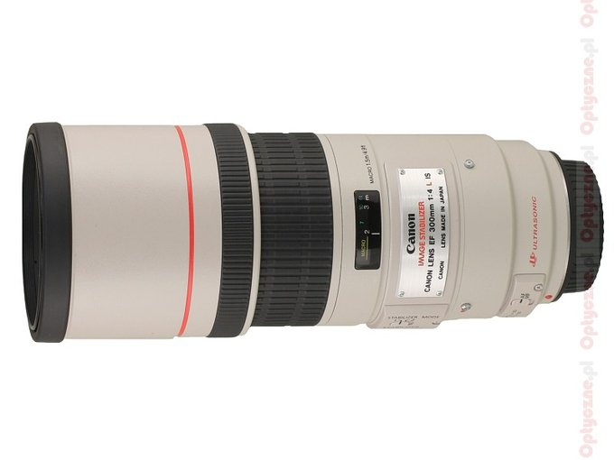 Canon EF 300 mm f/4L IS USM