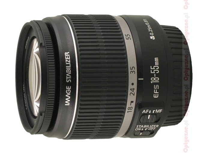 Canon EF-S 18-55 mm f/3.5-5.6 IS