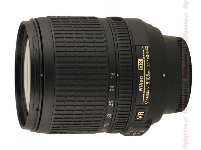Lens review Nikon Nikkor AF S DX mm f VR ED