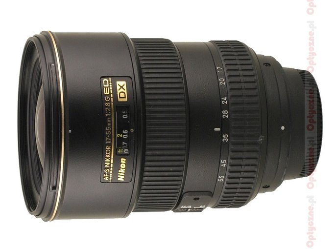 Nikon Nikkor AF-S DX 17-55 mm f/2.8G IF-ED