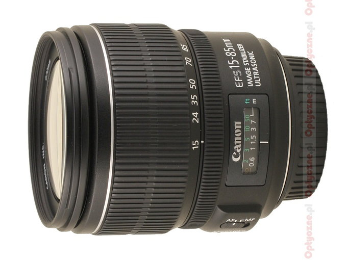Canon EF-S 15-85 mm f/3.5-5.6 IS USM