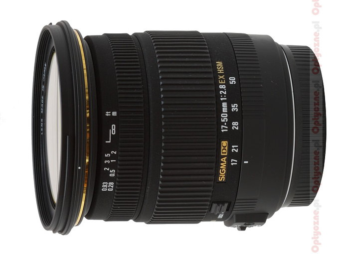 Sigma 17 50 Mm F 2 8 Ex Dc Os Hsm Review Introduction
