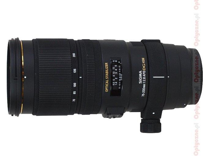 Sigma 70-200 mm f/2.8 EX DG APO OS HSM review ...