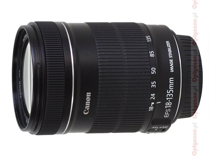 Canon EF-S 18-135 mm f/3.5-5.6 IS