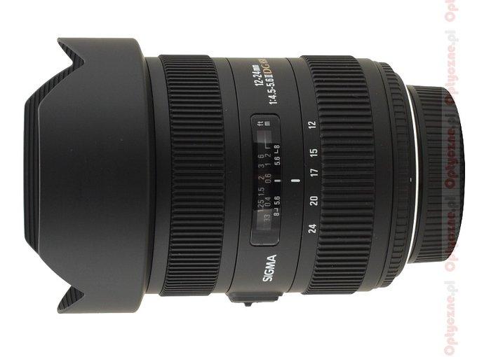 Sigma 12 24 Mm F 4 5 5 6 Ii Dg Hsm Review Introduction Lenstip Com