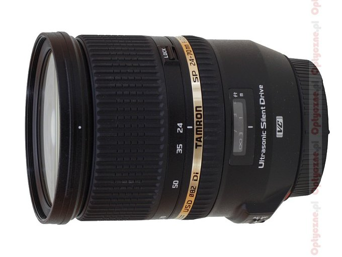 Tamron SP 24-70 mm f/2.8 Di VC USD