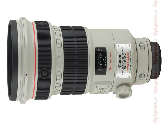 Canon EF 200 mm f/2.0L IS USM
