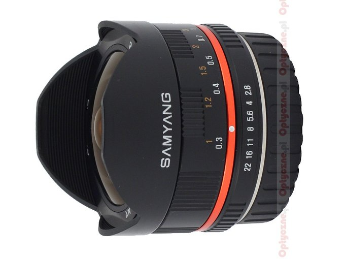 Samyang 8 mm f/2.8 UMC Fisheye