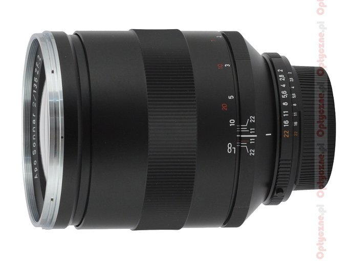 Carl Zeiss Apo Sonnar T* 135 mm f/2 0 ZE/ZF 2 review - Introduction