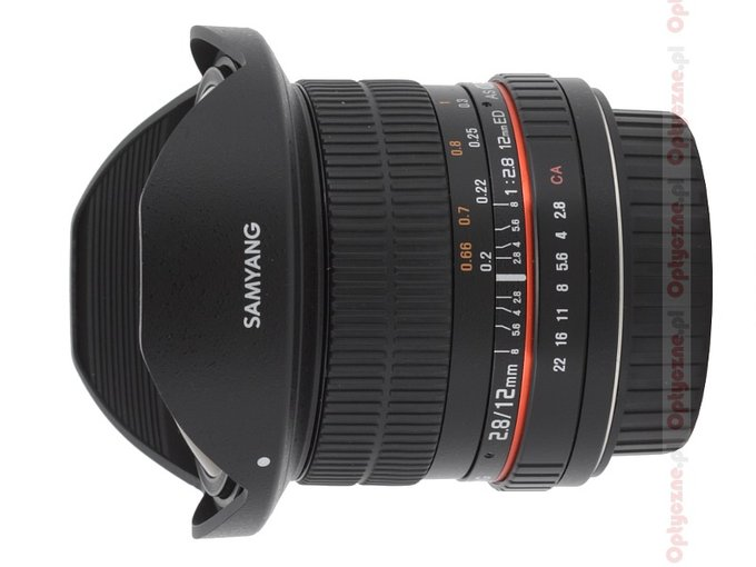 Samyang 12 mm f/2.8 ED AS NCS Fish-eye
