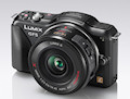 Panasonic Lumix GF5 vs Panasonic Lumix GF3