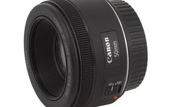 Canon EF 50 mm f/1.8 STM - lens review