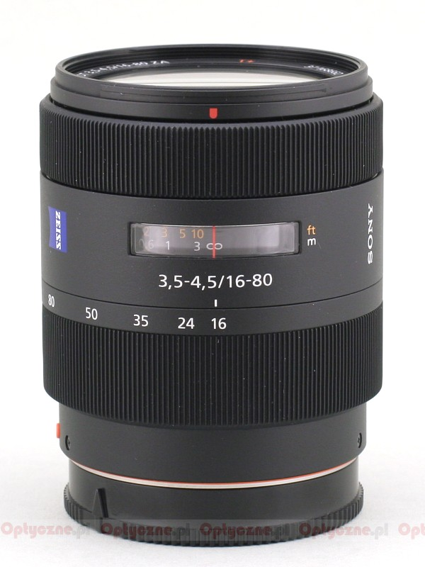 Sony Carl Zeiss Vario-Sonnar T* DT 16-80 mm f/3.5-4.5 - lens review