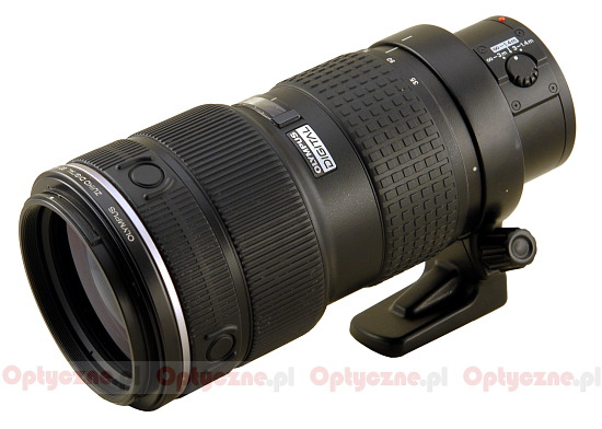 Olympus Zuiko Digital 35-100 mm f/2.0 - lens review