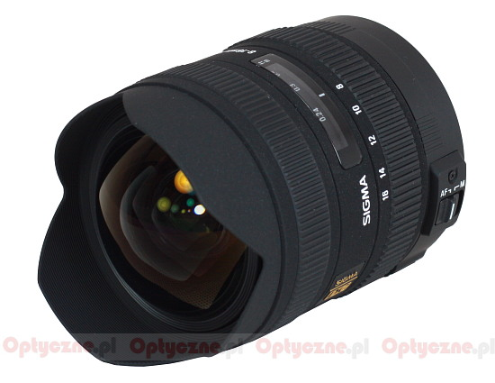Sigma 8-16 mm f/4.5-5.6 DC HSM - lens review