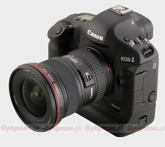 Canon EF 16-35 mm f/2.8L II USM - Introduction