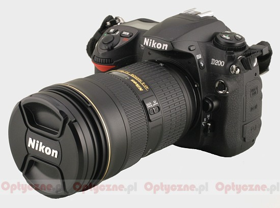 Nikon Nikkor AF-S 24-70 mm f/2.8G ED - Introduction