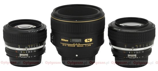 Nikon Nikkor AF-S 58 mm f/1.4G - Introduction