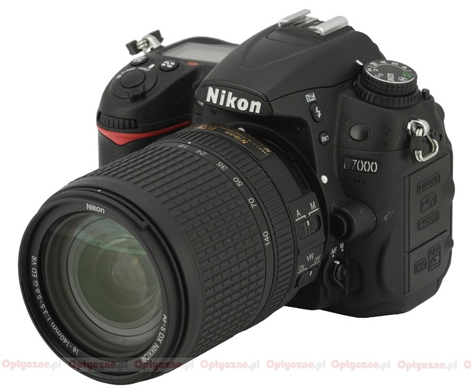 Nikon Nikkor AF-S DX 18-140 mm f/3.5-5.6G ED VR - Introduction
