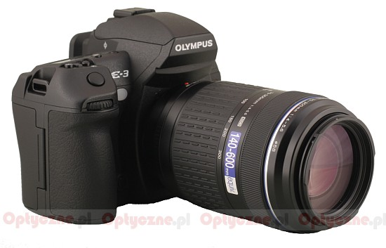 Olympus Zuiko Digital ED 70-300 mm f/4.0-5.6 - Introduction
