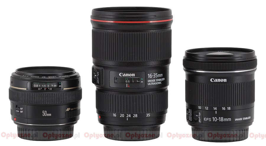 Canon Ef S 10 18 Mm F 4 5 5 6 Is Stm Review Build
