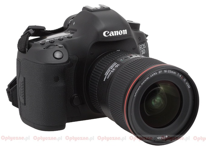 Canon EF 16-35 mm f/4L IS USM - Introduction