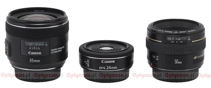 Canon EF-S 24 mm f/2.8 STM  - Build quality
