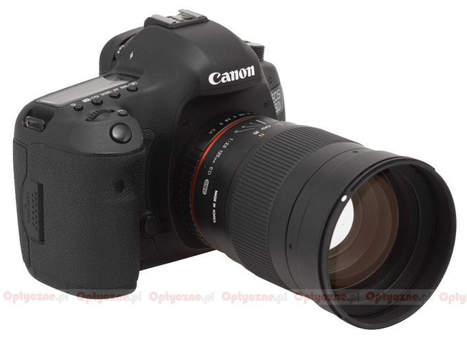 Samyang 135 mm f/2.0 ED UMC - Introduction