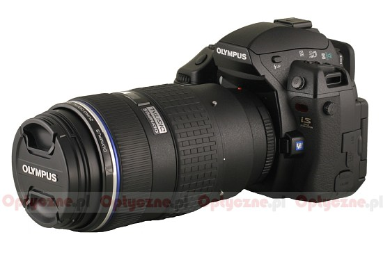 Olympus Zuiko Digital ED 50-200 mm f/2.8-3.5 SWD - Introduction