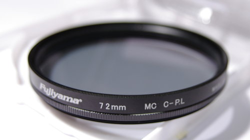 Polarizing filters test - Fujiyama Digital MC C-PL 72 mm