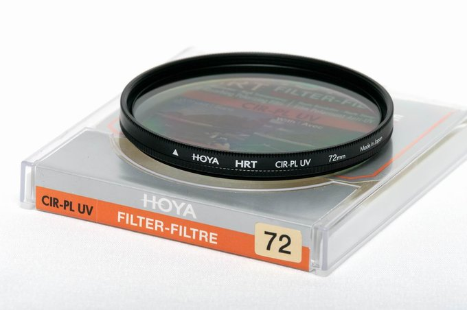 Polarizing filters test 2015 - Hoya HRT CIR-PL UV